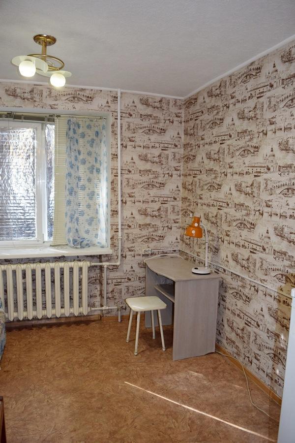Малогабаритная квартира с ремонтом.