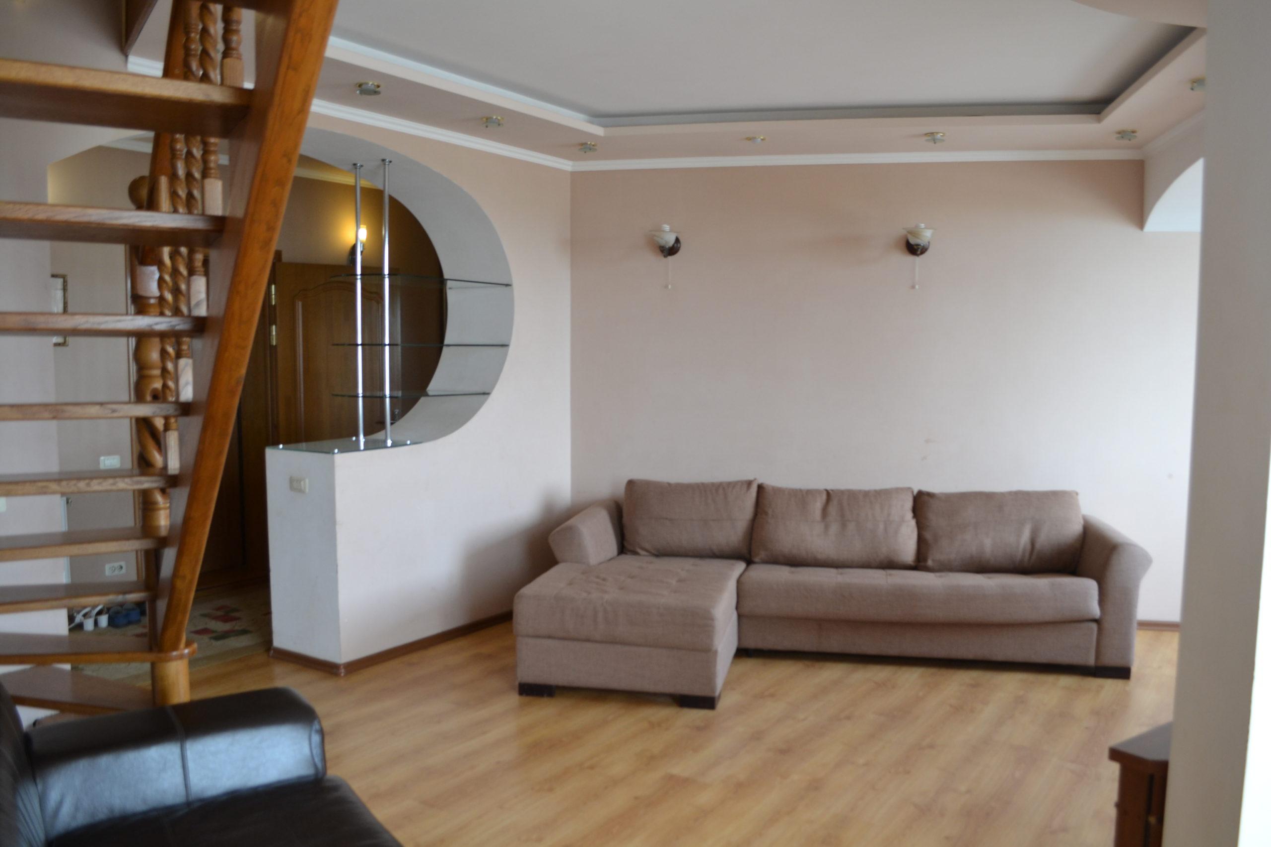 Квартира в историческом центре с видом на море